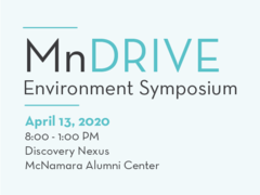 MnDRIVE Environment 2020 Research Symposium