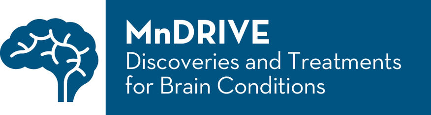 MnDRIVE Brain Conditions Logo